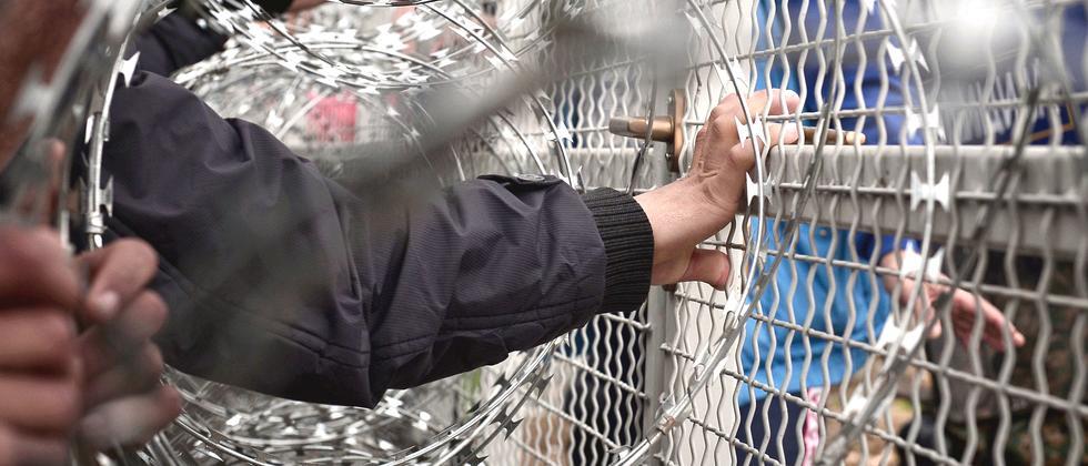 Grenze Flüchtlinge Europa