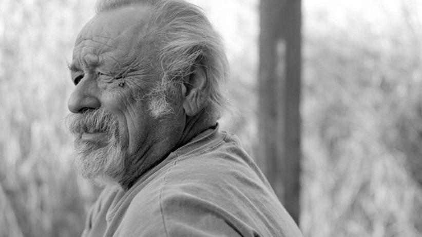 Schriftsteller: Schriftsteller Jim Harrison war bekannt für seine Liebe zur Natur und zum Landleben.