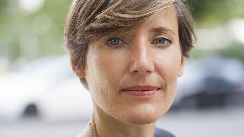Julia Trompeter : Die Schriftstellerin Julia Trompeter