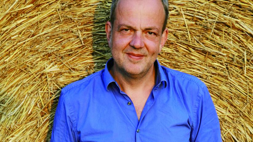 Der Schriftsteller Michael Kumpfmüller