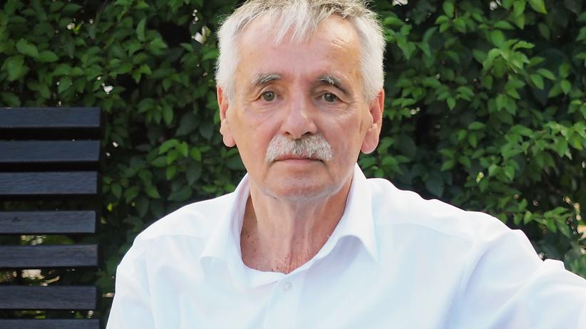 Der Schriftsteller Guntram Vesper