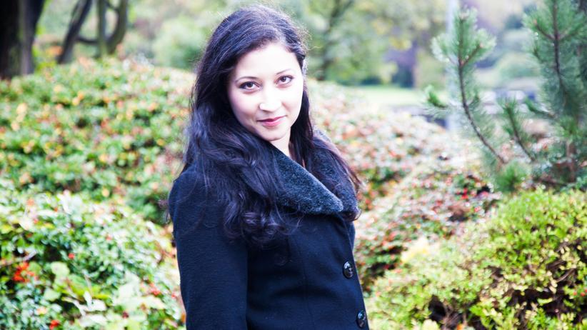 Anna Galkina: Die Schriftstellerin Anna Galkina