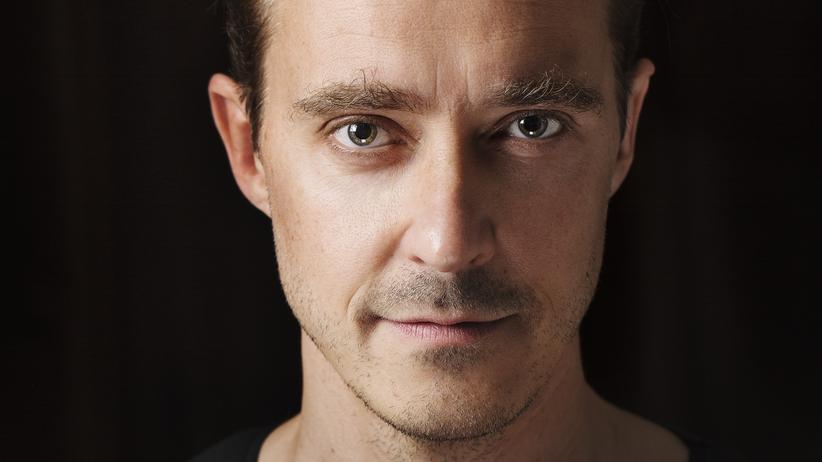 Jonas Karlsson: Der schwedische Schauspieler und Schriftsteller Jonas Karlsson