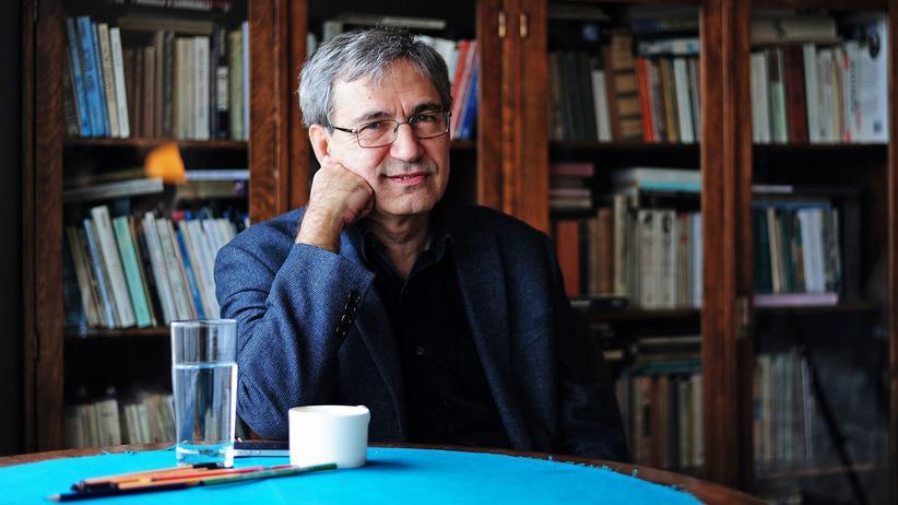 Orhan Pamuk : Istanbul, mon amour