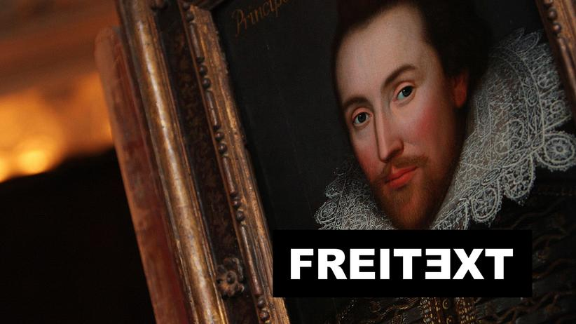 William Shakespeare : Da schwappt der Zellcode