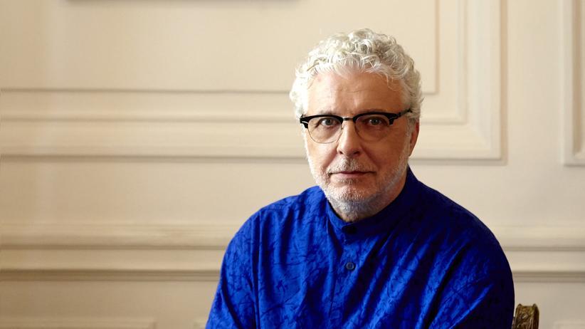 André Heller: André Heller: Aktionskünstler, Chansonnier, jetzt auch noch Schriftsteller.
