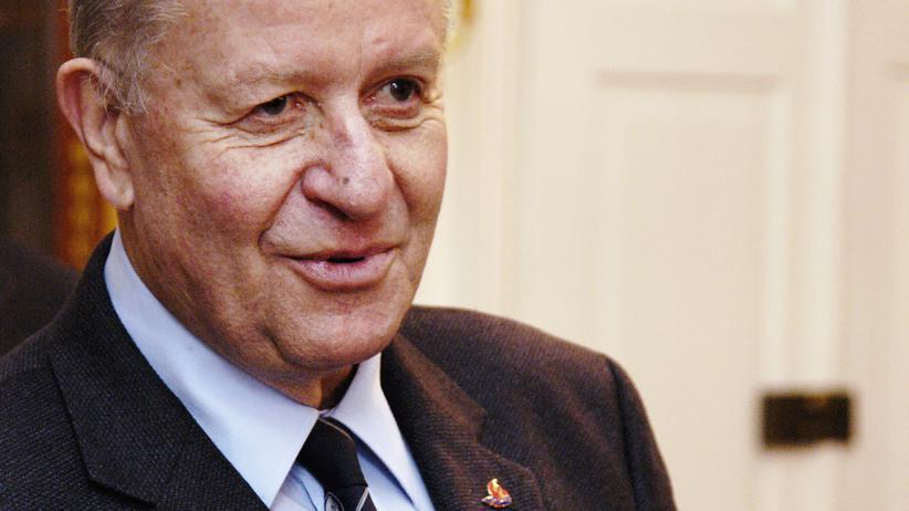 Wolfgang Reinhard: Der Historiker Wolfgang Reinhard