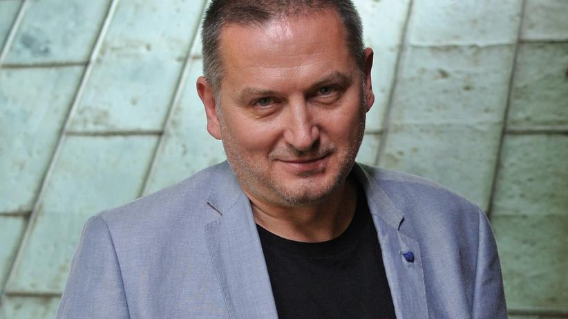 Georgi Gospodinov: Der bulgarische Schriftsteller Georgi Gospodinov