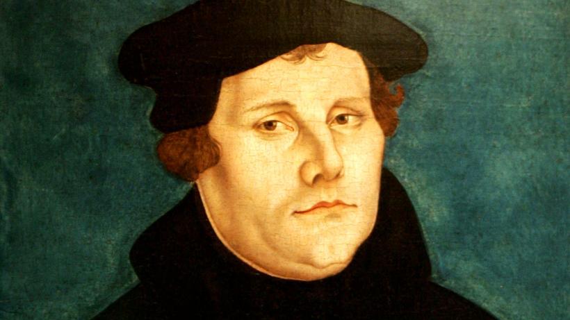 Martin Luther Beharrlich Schrauben Zeit Online