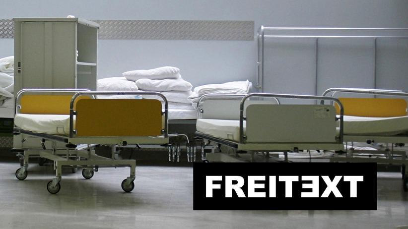 Krankenhäuser : In Fluten heißer Höschen