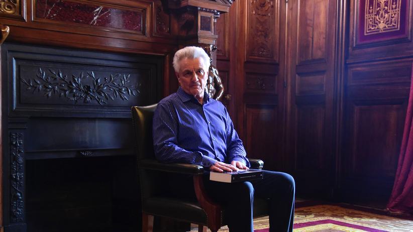 "John Irving: ""Am Schreibtisch sterben. Mitten im Satz. Perfekt"""