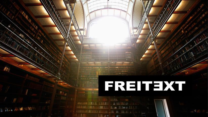 Bibliotheken : Schuld ist nicht die Digitalisierung