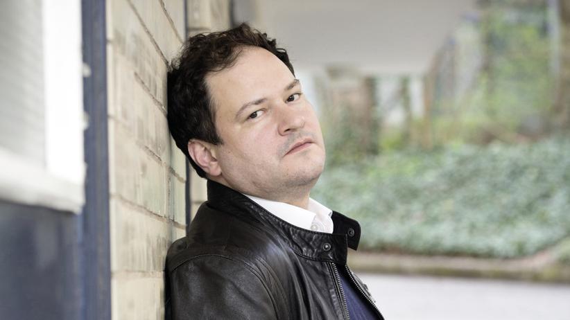 Shortlist des Deutschen Buchpreises: Der Schriftsteller Thomas Melle
