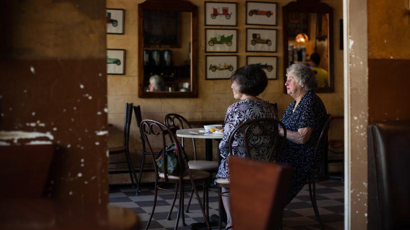 Pflegeheime: Hier können Sie im Kreis gehen