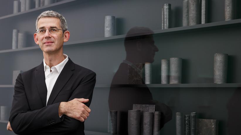 """""""Die weiße Straße"""": Der Keramiker und Autor Edmund de Waal"""