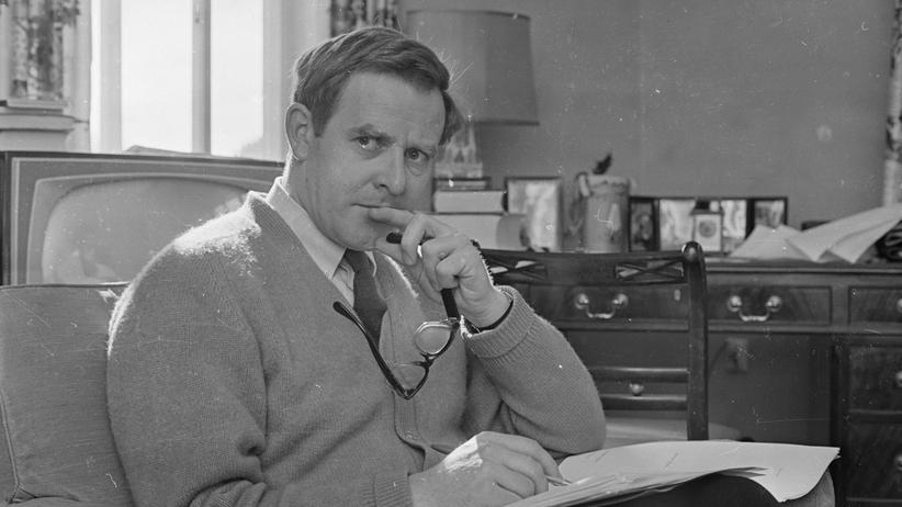 John le Carré: Der Schriftsteller John le Carré im Jahr 1965