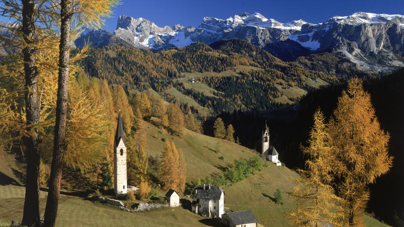 """""""Die trunkene Fahrt"""": Berge, Wiesen, Berge, Berge: Südtirol in den achtziger Jahren"""