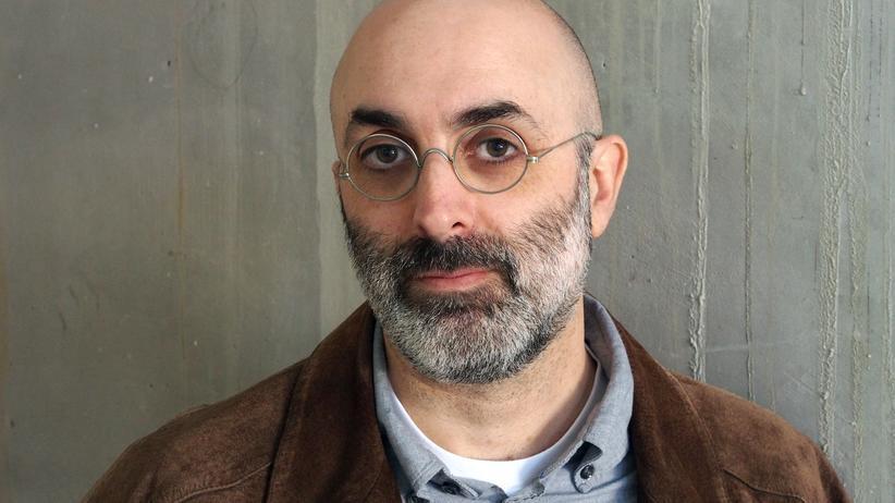 Eduardo Halfon: Der guatemaltekische Schriftsteller Eduardo Halfon