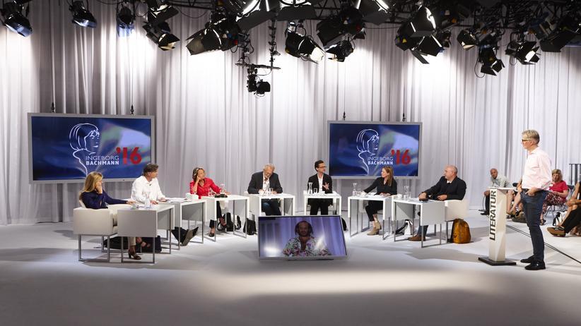 Literatur im TV: Einmal heißen Scheiß, bitte!
