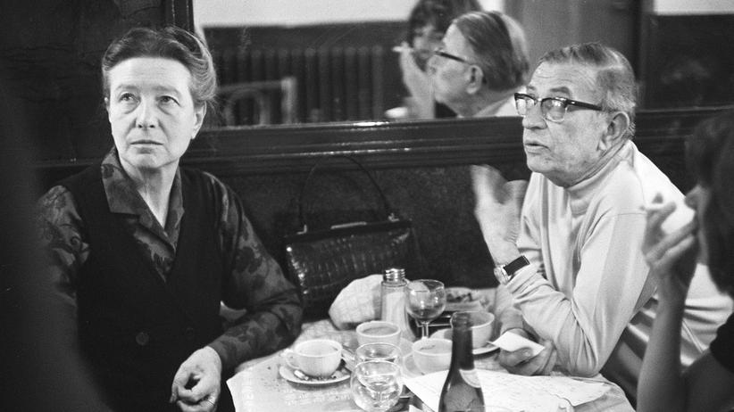 """""""Das Café der Existenzialisten"""": Ekel, Revolute und Verantwortung"""