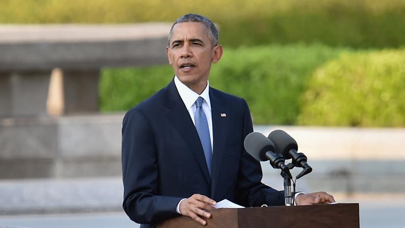 Barack Obama: Zum Ehrfürchtigwerden