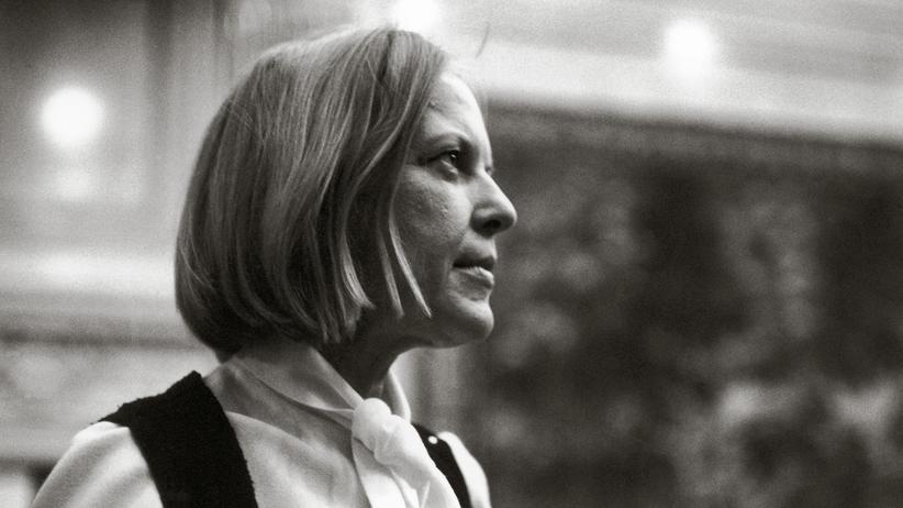 Ingeborg Bachmann: Die österreichische Schriftstellerin Ingeborg Bachmann im Jahr 1972