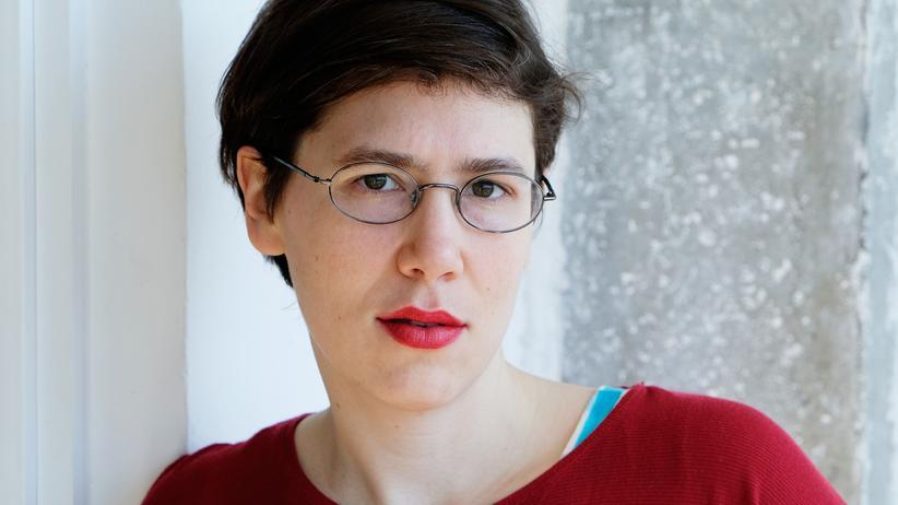 """""""Bild von der Lüge"""": Die Schriftstellerin Luise Boege"""