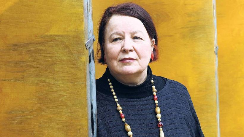 Natascha Wodin: Die Schriftstellerin Natascha Wodin