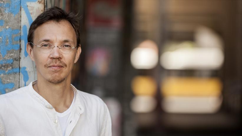 Rudolph Herzog: Geister in der Belletristik? Und dann auch noch in Berlin? Rudolph Herzog zeigt sich unerschrocken.