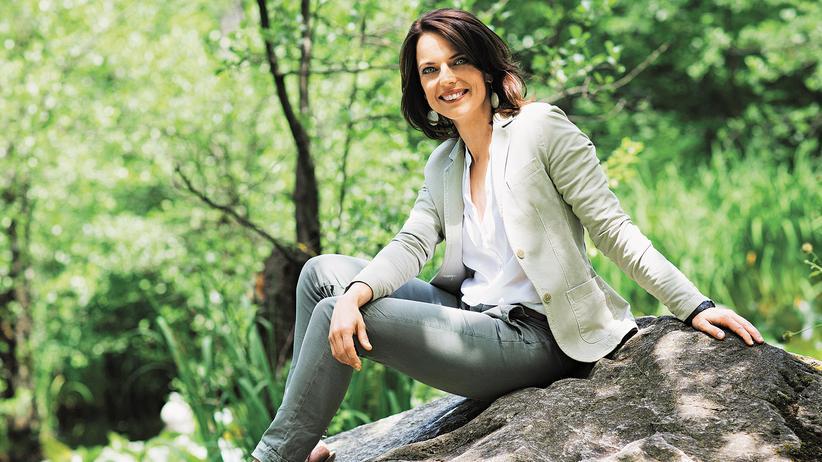 """Susanna Schwager : Mona Vetsch, 41, Moderatorin: """"Ich lebe hirnverbrannt bauchgesteuert"""""""