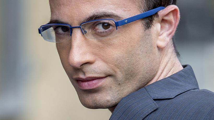 """Homo Deus"": Der Autor Yuval Noah Harari"