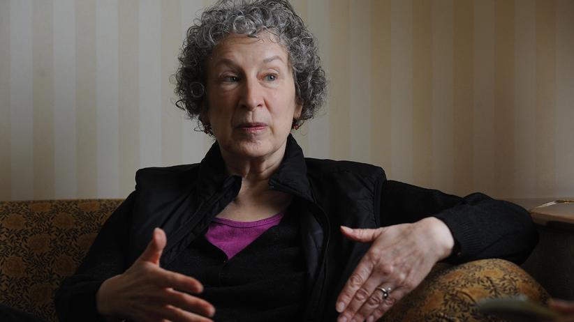 Margaret Atwood: Die Schriftstellerin Margaret Atwood