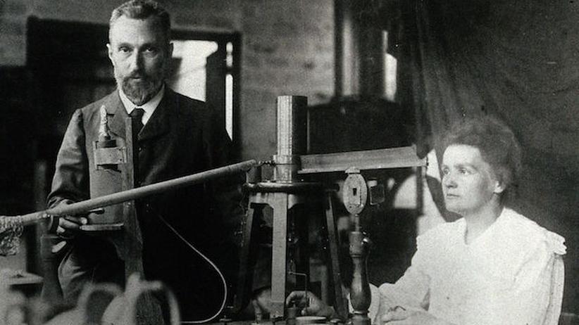 Christine Wunnicke: Das Physikerehepaar Pierre und Marie Curie