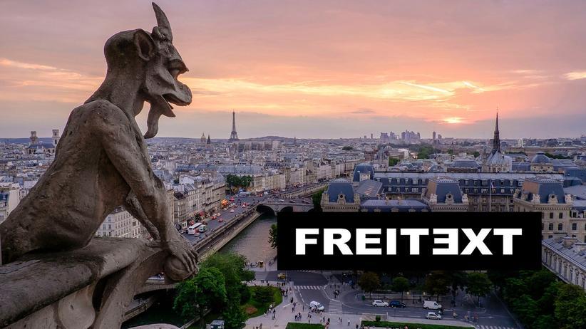Frankreich: Sehnsucht nach Paris, trotz alledem
