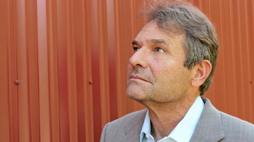 Denis Johnson: Der amerikanische Schriftsteller Denis Johnson, geboren 1949 in München
