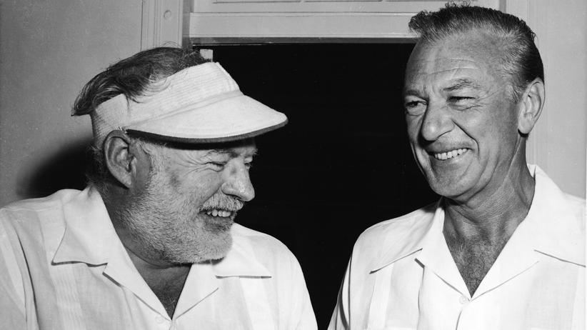 Biografien: Jetzt mal in echt: Hemingway schwul?