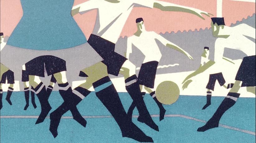 J. L. Carr: Nichts weiter als ein rollender Ball