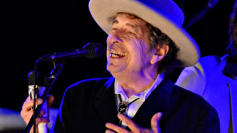 Bob Dylan: Literaturnobelpreisträger