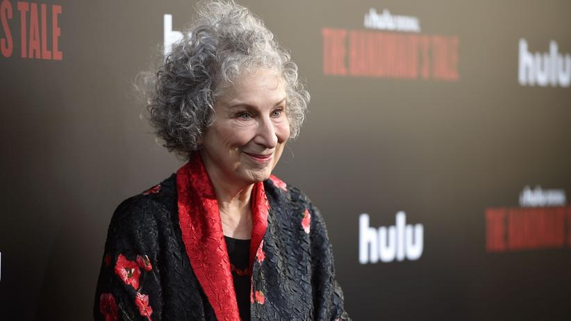 Schriftstellerin Margaret Atwood geehrt