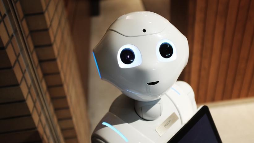 Künstliche Intelligenz: In Jochen Beyses Roman wird ein Roboter zum Ich-Erzähler.