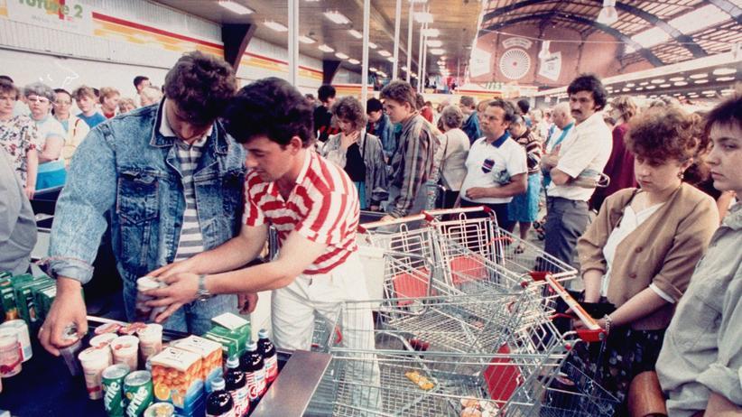 Konsum: Habenwollen, historisch gesehen