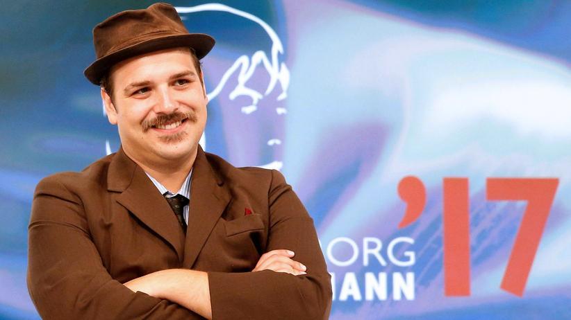 Ferdinand Schmalz: So lächelt der Sieger: Ferdinand Schmalz am 9. Juli in Klagenfurt
