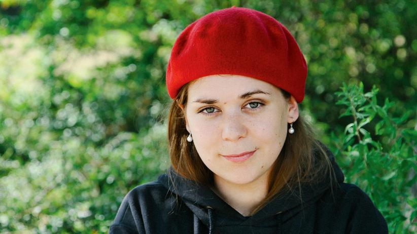 Stefanie Sargnagel: Die Autorin Stefanie Sargnagel