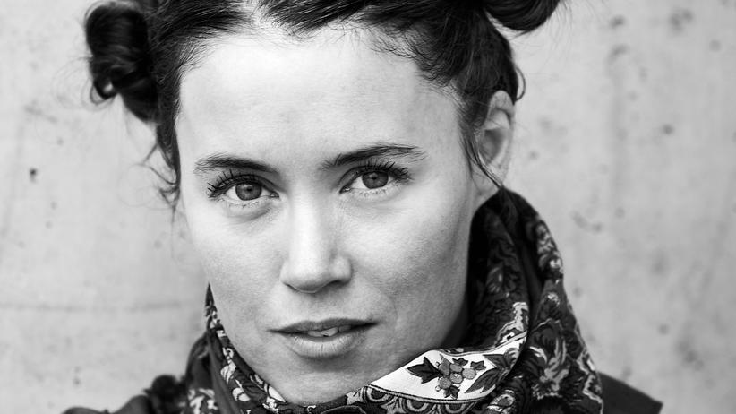 Linda Boström Knausgård: Die Schriftstellerin Linda Boström Knausgård