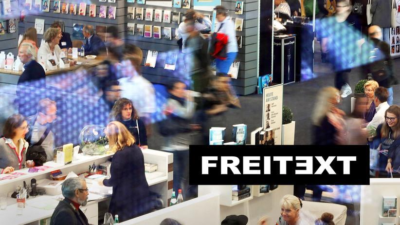 Frankfurter Buchmesse: Nicht vergessen: Tinder anschalten