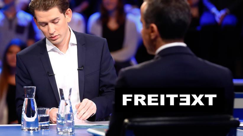Österreichischer Wahlkampf: Der Schmutzkübelkampagnen-Schmierenroman