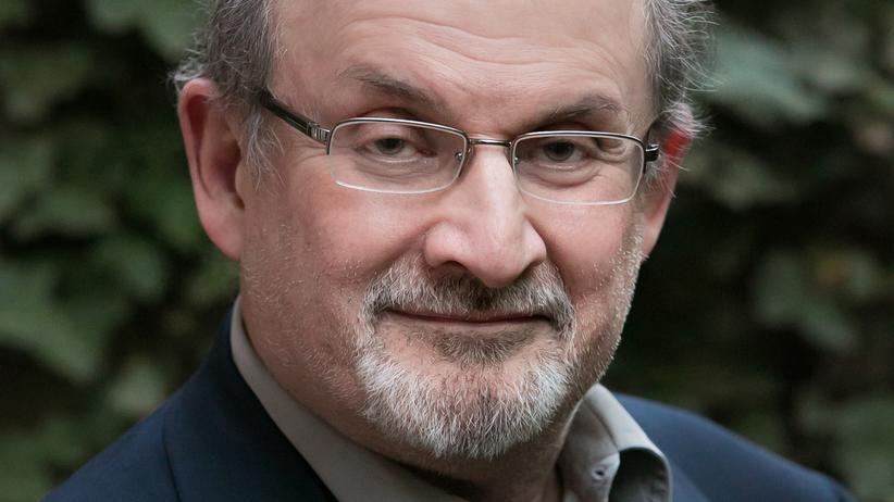 """""""Golden House"""": Der indisch-britische Schriftsteller Salman Rushdie"""