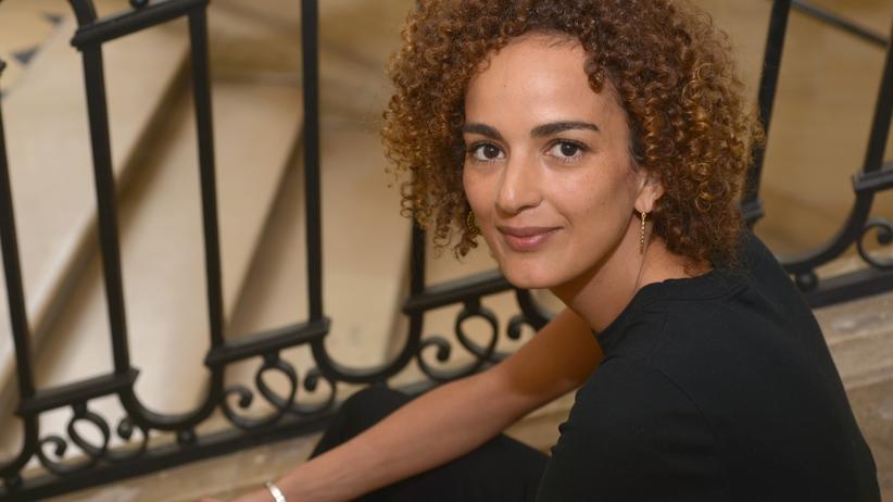 Leïla Slimani : Die französisch-marokkanische Schriftstellerin Leïla Slimani