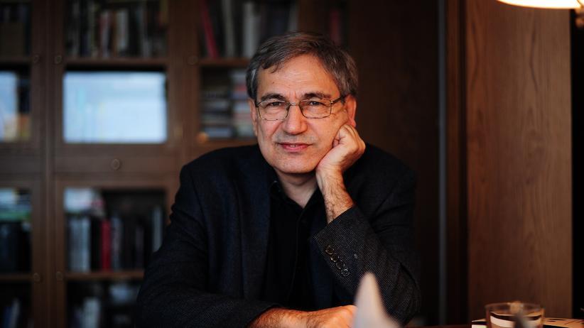 Orhan Pamuk: Der türkische Schriftsteller Orhan Pamuk, geboren 1952 in Istanbul, erhielt 2006 den Nobelpreis für Literatur.