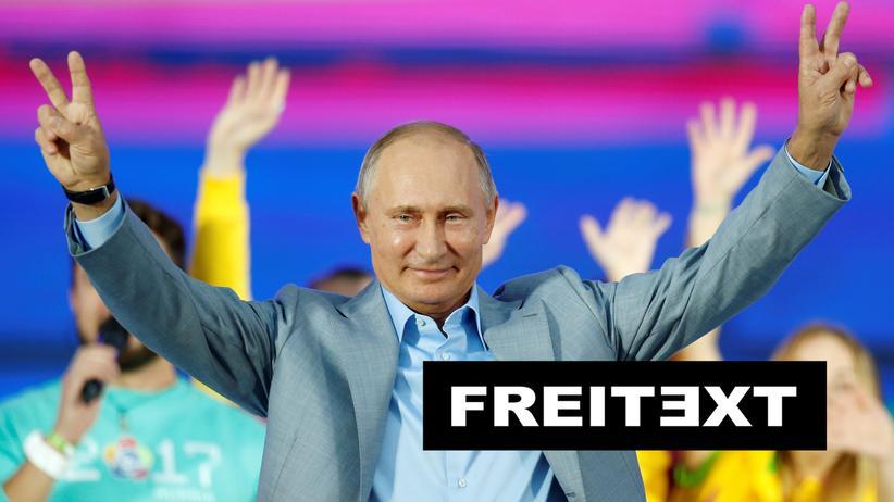 Wladimir Putin : Der Drachenbezwinger